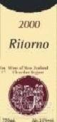 阿尔托归来干红葡萄酒(Vin Alto Ritorno,Clevedon Valley,New Zealand)