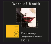 口碑霞多丽干白葡萄酒(WordofMouth Chardonnay,Orange,Australia)