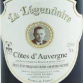 迪普哈酒庄传奇红葡萄酒(MaisonDesprat La Legendaire Rouge,Cote d'Auvergne,France)