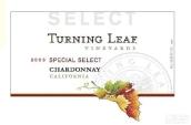 叶落精选霞多丽干白葡萄酒(Turning Leaf Vineyards Special Select Chardonnay,California,...)