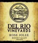 德利奥酒庄玫瑰乔莉桃红葡萄酒(Del Rio Rose Jolee,Oregon,USA)