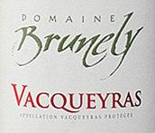布赫拿利酒庄瓦给拉斯白葡萄酒(Domaine Brunely Vacqueyras Blanc,Rhone Valley,France)