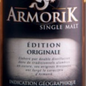 阿莫里克原创版布列塔尼单一麦芽威士忌(Armorik Edition Originale Single Malt Breton Whisky,Breton,...)