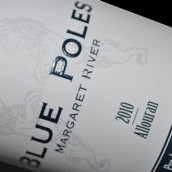 蓝枝艾露兰梅洛品丽珠混酿干红葡萄酒(Blue Poles Vineyard Allouran(Merlot/Cabernet Franc),Margaret...)