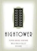 Hightower Cellars Pepper Bridge Vineyard Red Wine,Walla ...