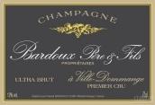 巴多父子酒庄极干型香槟(Bardoux Pere et Fils Premier Cru Ultra Brut,Champagne,France)
