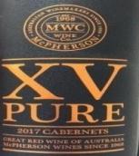 麦克弗森十五纯净赤霞珠干红葡萄酒(McPherson XV Pure Cabernets,Australia)