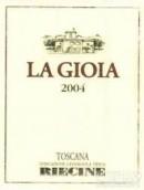 蕊思乐酒庄吉奥亚干红葡萄酒(Riecine La Gioia Toscana IGT,Tuscany,Italy)