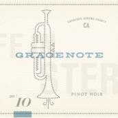 装饰音索诺玛县黑皮诺红葡萄酒(Gracenote Pinot Noir, Sonoma County, USA)