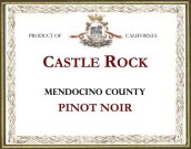 石堡黑皮诺干红葡萄酒(门多西诺县)(Castle Rock Winery Pinot Noir, Mendocino County, USA)