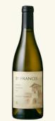 圣弗朗西丝科威白葡萄酒(St.Francis White Wine Estate Cuvee Blanc,Sonoma Valley,USA)