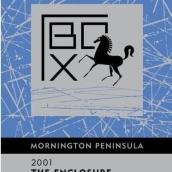 骏马博士圈地长相思干白葡萄酒(Box Stallion The Enclosure Chardonnay,Margaret River,Western...)