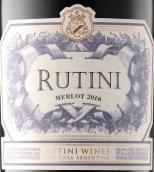 露迪尼酒莊費利佩露迪尼梅洛紅葡萄酒(Rutini Wines Felipe Rutini Merlot, Mendoza, Argentina)