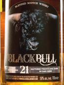 黑公牛21年苏格兰调和威士忌(Black Bull 21 Year Old Blended Scotch Whisky, Scotland, UK)