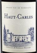 上凯乐斯酒庄干红葡萄酒(Chateau Haut-Carles, Fronsac, France)