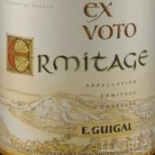 吉佳乐世家还愿干红葡萄酒(E.Guigal Ex-Voto,Hermitage,France)