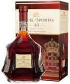 皇家波尔图40年茶色波特酒(Real Companhia Velha Royal Oporto 40 Year Old Tawny Port,...)