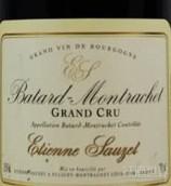 伊蒂安-苏塞酒庄巴塔德-蒙哈榭特等干白葡萄酒(Etienne Sauzet Batard-Montrachet Grand Cru,Cote de Beaune,...)