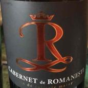 罗马尼斯蒂赤霞珠红葡萄酒(Romanesti Cabernet De Romanesti,Moldova,Moldova)