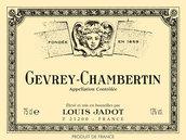 路易亚都酒庄(热夫雷-香贝丹村)红葡萄酒(Louis Jadot, Gevrey-Chambertin, France)