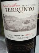 干露园中园佳美娜干红葡萄酒(Concha y Toro Terrunyo Carmenere,Rapel Valley,Chile)