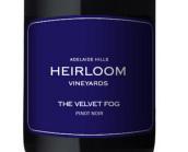 传承酒庄柔蛙黑皮诺干红葡萄酒(Heirloom Vineyards The Velvet Fog Pinot Noir,Adelaide Hills,...)
