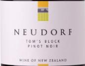 鲁道夫酒庄汤姆园黑皮诺红葡萄酒(Neudorf Tom's Block Pinot Noir, Nelson, New Zealand)