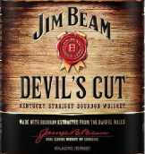 占边恶魔之痕肯塔基纯波本威士忌(Jim Beam Devil's Cut Kentucky Straight Bourbon Whiskey, Kentucky, USA)