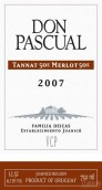 Don Pascual Tannat-Merlot,Juanico,Uruguay