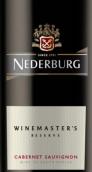 尼德堡酒庄酿酒大师珍藏赤霞珠红葡萄酒(Nederburg Winemaster's Reserve Cabernet Sauvignon, Western Cape, South Africa)