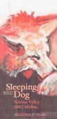 睡狗酒庄马尔贝克干红葡萄酒(Sleeping Dogs Malbec,Yakima Valley,USA)