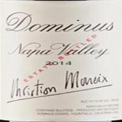 多明纳斯酒庄红葡萄酒(Dominus,Napa Valley,USA)