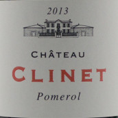克里奈酒庄红葡萄酒(Chateau Clinet,Pomerol,France)
