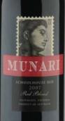 穆纳里校园赤霞珠西拉混酿干红葡萄酒(Munari Schoolhouse Red Blend,Heathcote,Australia)