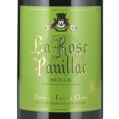 罗斯波亚克干红葡萄酒(La Rose Pauillac,Pauillac,France)