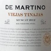 德马丁诺老坛麝香干白葡萄酒(De Martino Viejas Tinajas Muscat,Itata Valley,Chile)
