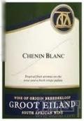 格鲁特艾兰白诗南干白葡萄酒(Groot Eiland Chenin Blanc,Breedekloof,South Africa)