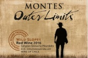 蒙特斯无极CGM混酿干红葡萄酒(Montes Outer Limits CGM,Colchagua Valley,Chile)