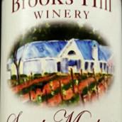 布鲁克斯山马汀尼甜红葡萄酒(Brooks Hill Winery Sweet Martyne,Kentucky,USA)