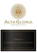 门多萨格洛里亚赤霞珠-西拉红葡萄酒(Mendoza Vineyards Alta Gloria Cabernet Sauvignon Shiraz,...)
