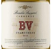 柏里欧卡内罗斯霞多丽干白葡萄酒(Beaulieu Vineyard BV Carneros Chardonnay, Napa Valley, USA)