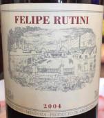 露迪尼干红葡萄酒(Felipe Rutini, Mendoza, Argentina)