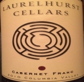 劳雷尔赫斯特酒庄品丽珠干红葡萄酒(Laurelhurst Cellars Cabernet Franc,Columbia Valley,USA)