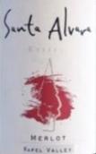 拉博丝特圣阿尔瓦拉梅洛干红葡萄酒(Casa Lapostolle Santa Alvara Merlot,Rapel Valley,Chile)