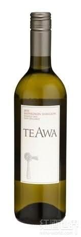 蒂阿瓦长相思赛美容白葡萄酒(Te Awa Sauvignon-Semillon,Hawke's Bay,New Zealand)