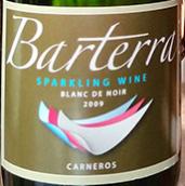 巴特拉卡内罗斯黑中白起泡酒(Barterra Carneros Blanc De Noir,California,USA)