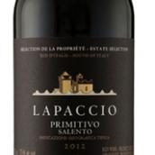 复活节酒庄拉帕兹奥普里米蒂沃干红葡萄酒(Pasqua Lapaccio Primitivo IGT,Puglia,Italy)