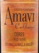 阿玛维山丘丹魄干红葡萄酒(Amavi Les Collines Vineyard Tempranillo,Washington,USA)