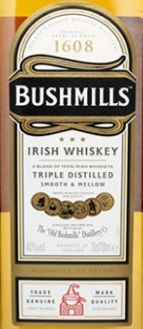 布什米尔原始爱尔兰威士忌(Bushmills Original Irish Whiskey,Ireland)