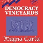 民主大宪章味而多干红葡萄酒(Democracy Vineyards Magna Carta Petit Verdot,Monticello,USA)